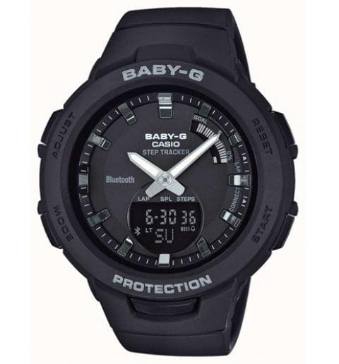 Casio Baby-G BSA-B100-1A с шагомером
