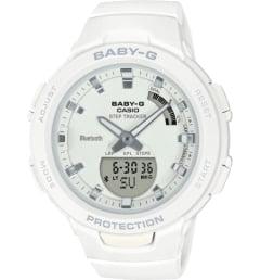 Casio Baby-G BSA-B100-7A с bluetooth