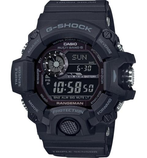 Часы Casio G-Shock GW-9400-1B с компасом