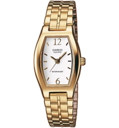 Бочкообразные Casio Collection LTP-1281G-7A