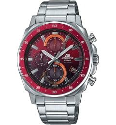 Часы Casio EDIFICE EFV-600D-4A со стальным браслетом