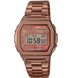Casio Collection A1000RG-5E с секундомером