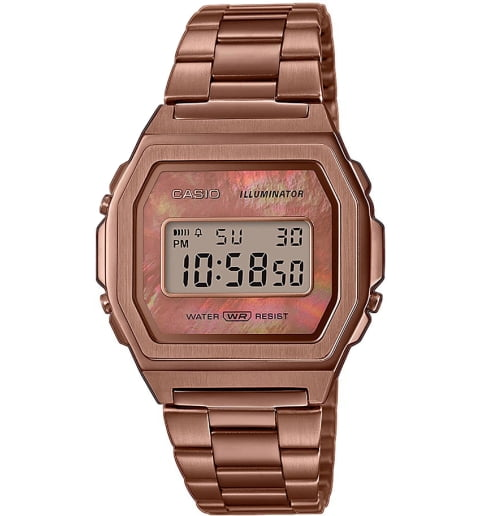 Часы Casio Collection A1000RG-5E Digital