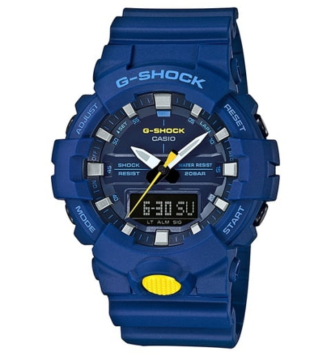 Casio G-Shock GA-800SC-2A