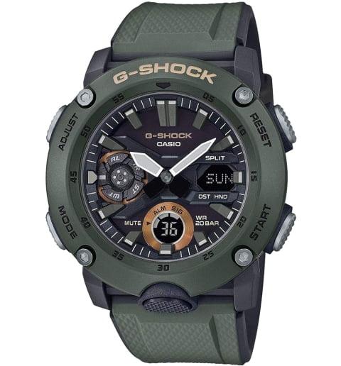 Casio G-Shock GA-2000-3A унисекс