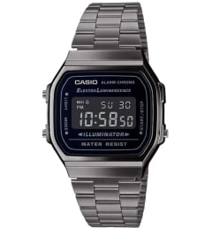 Casio Collection A-168WEGG-1B