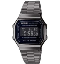 Бочкообразные Casio Collection A-168WEGG-1B