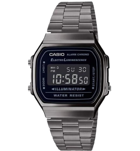 Дешевые часы Casio Collection A-168WEGG-1B
