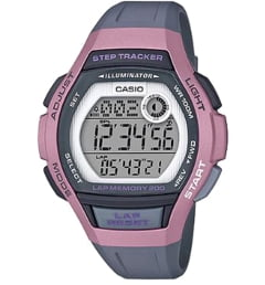 Casio Collection LWS-2000H-4A с шагомером