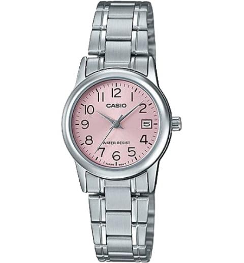 Дешевые часы Casio Collection LTP-V002D-4B