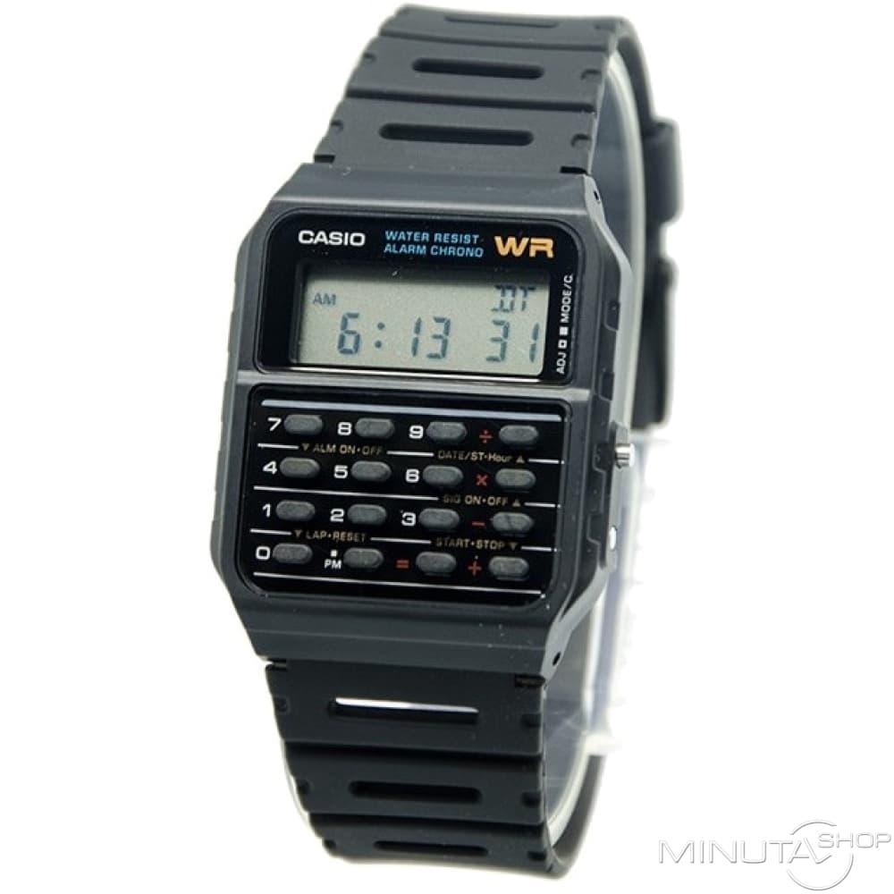 Купить часы Casio CA-53W-1 - цена на Casio Collection CA-53W-1 в ... fbafdba9129