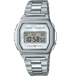 Casio Collection A1000D-7E с секундомером