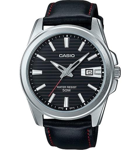 Дешевые часы Casio Collection MTP-E127L-1A