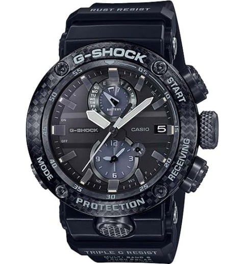 Часы Casio G-Shock GWR-B1000-1A с Bluetooth