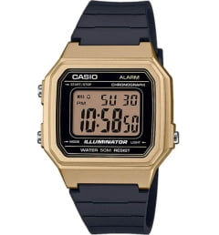 Бочкообразные Casio Collection W-217HM-9A