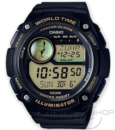 Casio Collection CPA-100-9A