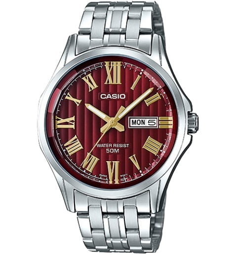 Casio Collection MTP-E131DY-4A