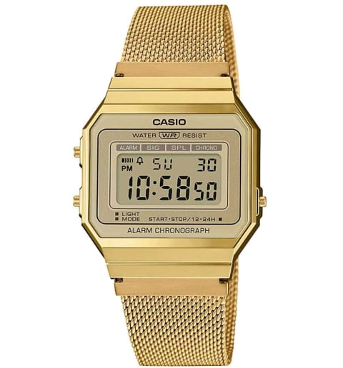 Дешевые часы Casio Collection A-700WMG-9A