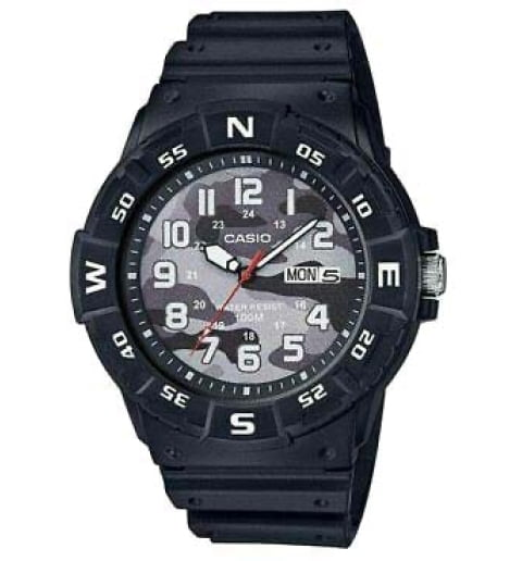 Дешевые часы Casio Collection MRW-200HCM-1B