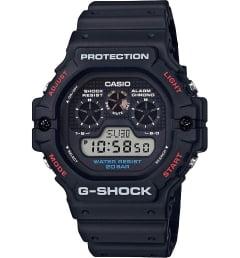 Бочкообразные Casio G-Shock DW-5900-1E для мужчин