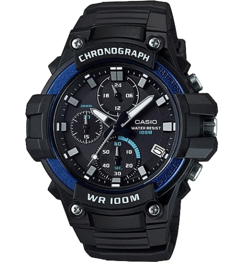 Дешевые часы Casio Collection MCW-110H-2A2