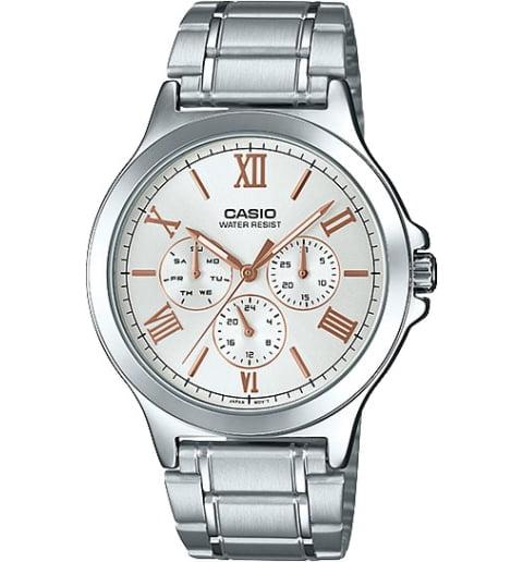 Дешевые часы Casio Collection MTP-V300D-7A2