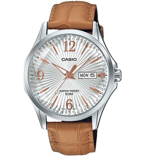 Дешевые часы Casio Collection MTP-E120LY-7A