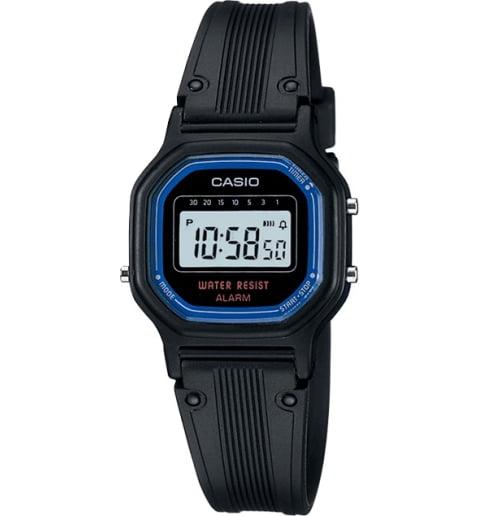 Квадратные часы Casio Collection LA-11WB-1W