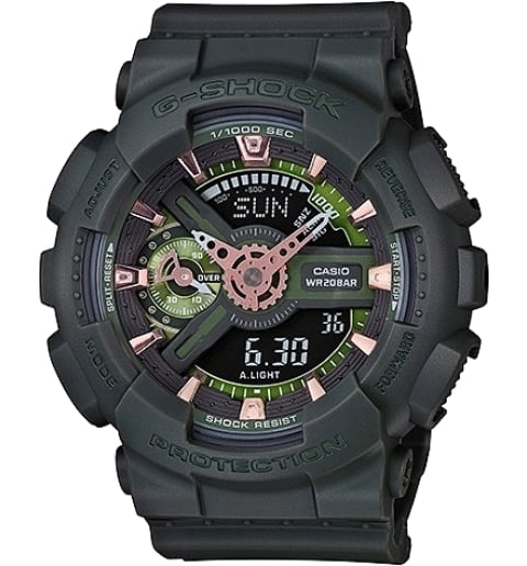 Casio G-Shock GMA-S110CM-3A