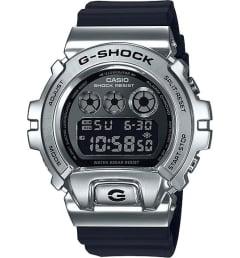 Часы Casio G-Shock  GM-6900-1E с каучуковым браслетом