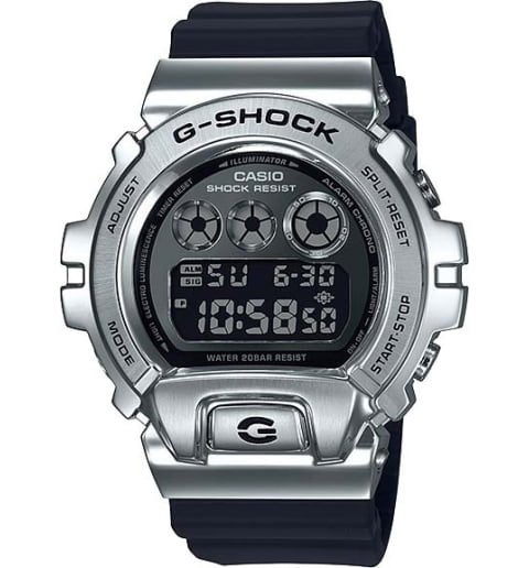 Часы Casio G-Shock  GM-6900-1E Digital