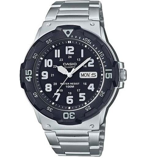 Аналоговые часы Casio Collection  MRW-200HD-1B