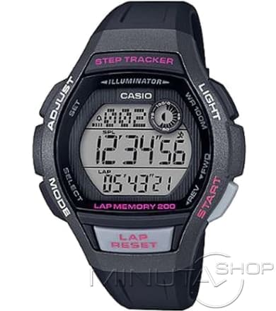Casio Collection LWS-2000H-1A
