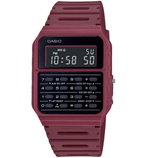 Часы Casio Collection  CA-53WF-4B Digital