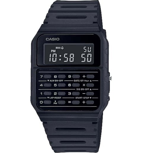 Часы Casio Collection  CA-53WF-1B Digital