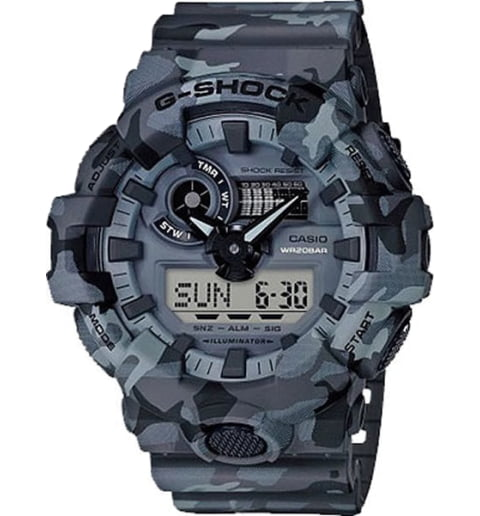Часы Casio G-Shock GA-700CM-8A
