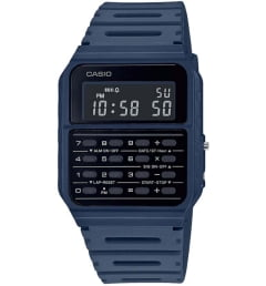 Casio Collection  CA-53WF-2B с секундомером