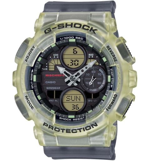 Женские часы Casio G-Shock  GMA-S140MC-1A