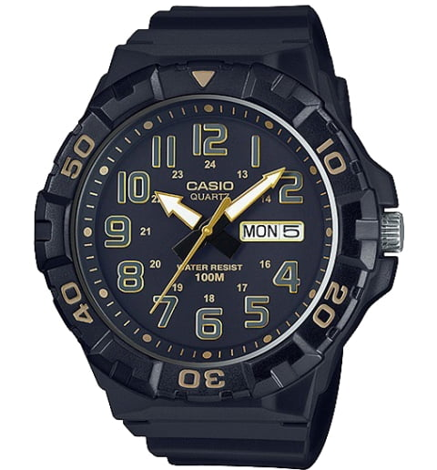 Дешевые часы Casio Collection MRW-210H-1A2