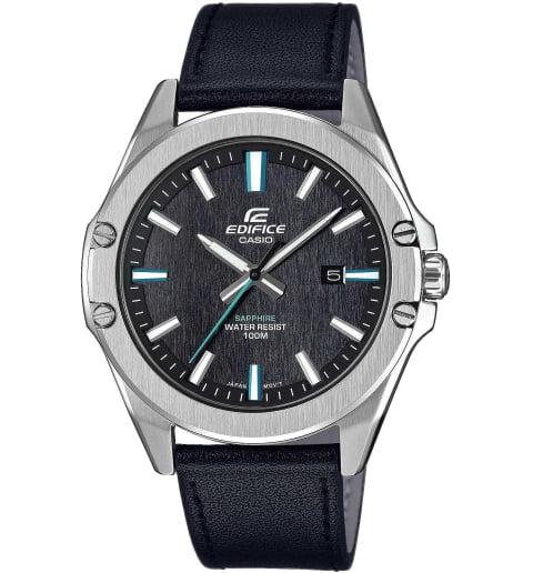 Часы Casio EDIFICE EFR-S107L-1A с сапфировым стеклом
