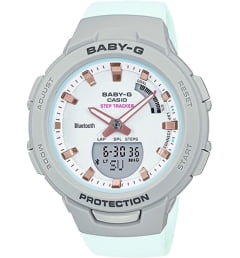 Casio Baby-G BSA-B100MC-8A с шагомером