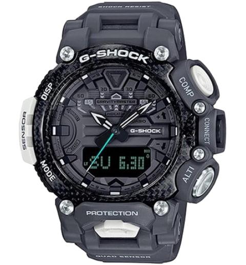 Часы Casio G-Shock GR-B200RAF-8A с компасом