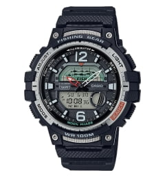 Casio Collection  WSC-1250H-1A с секундомером