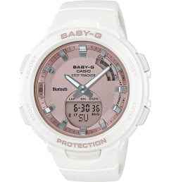 Casio Baby-G BSA-B100MF-7A с шагомером