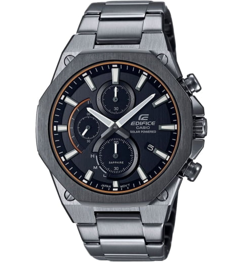 Часы Casio EDIFICE EFS-S570DC-1A с сапфировым стеклом