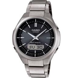 Часы Casio Lineage LCW-M500TD-1A с титановым браслетом