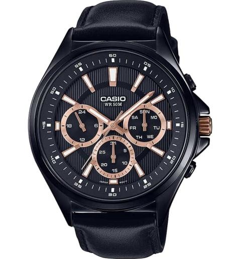 Casio Collection MTP-E303BL-1A2