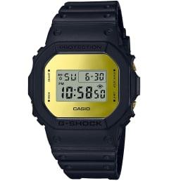Бочкообразные Casio G-Shock DW-5600BBMB-1E для мужчин
