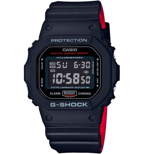 Детские Casio G-Shock DW-5600HR-1E