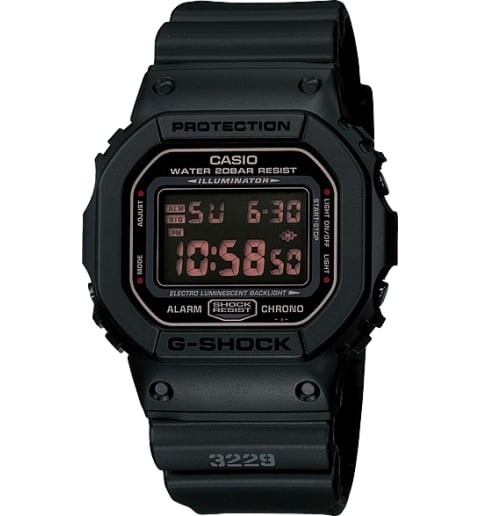 Casio G-Shock DW-5600MS-1E